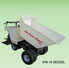 IPB 16 - Concrete (Georgia) Buggy, Wheeled