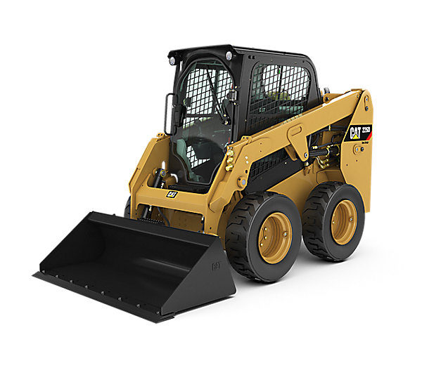 Skid Steer, Rubber-Tire 6,000 Lb.