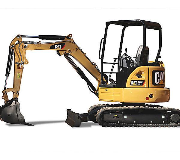 Excavator, Mini 8000 Lb.