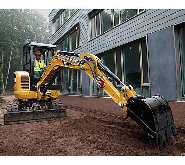 Excavator Mini 6000 Lb.